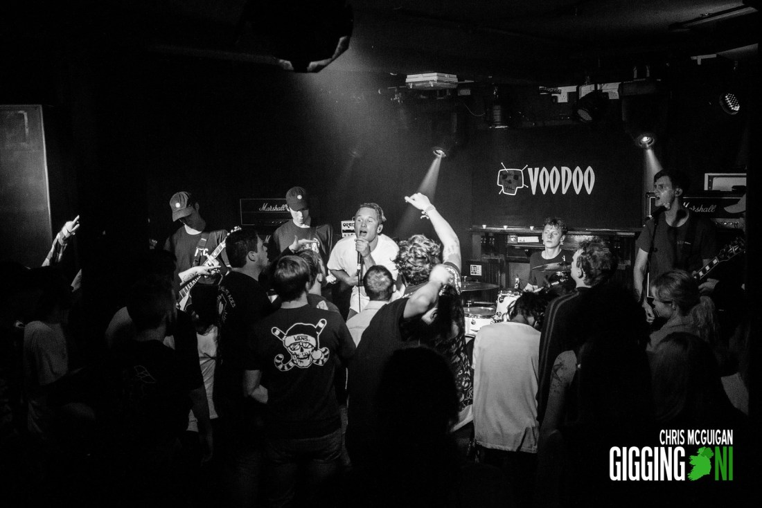ROAM & WSTR @ Voodoo