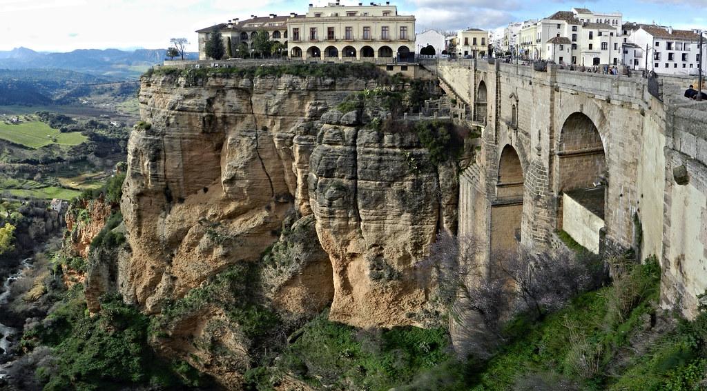 panoramica Puente Nuevo Ronda Málaga 04
