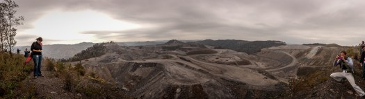Mountaintop Coal Mine