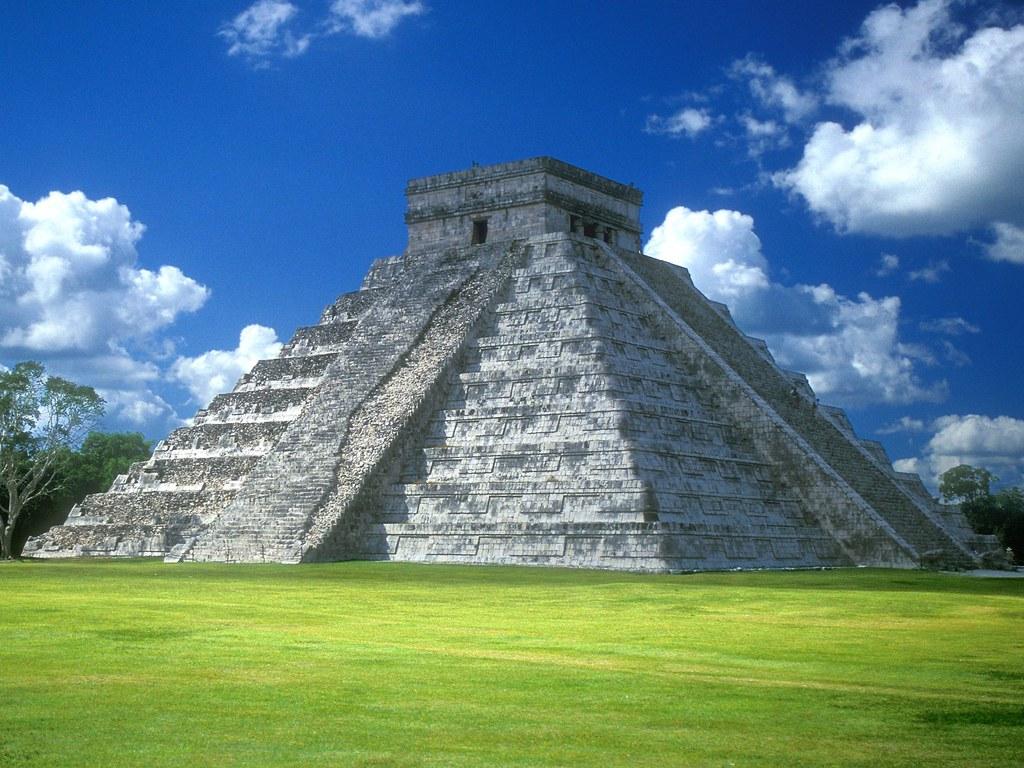 pyramid-Mexico