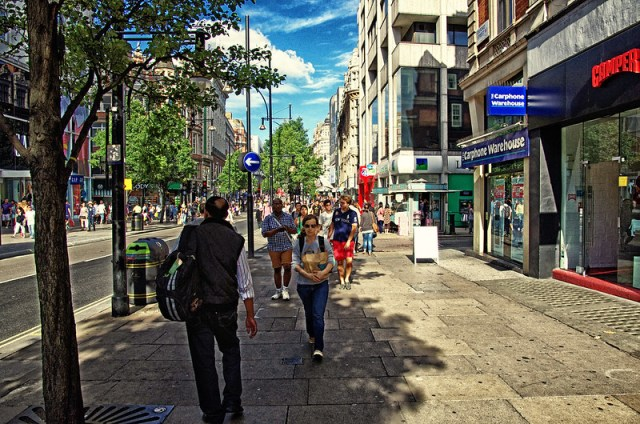 Summertime in London 2013
