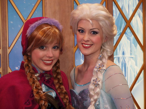 How to find anna and elsa at walt disney worldhow to find anna and frozen ever after is a great attraction but the only way to meet and greet anna and elsa in walt disney world is to go to royal summerhus m4hsunfo
