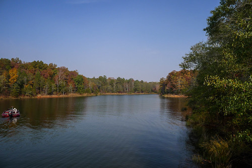 Lake Russell at Sanders Ferry