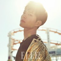 ELLE Takes Park Bo Gum to Los Angeles for First Overseas Photoshoot