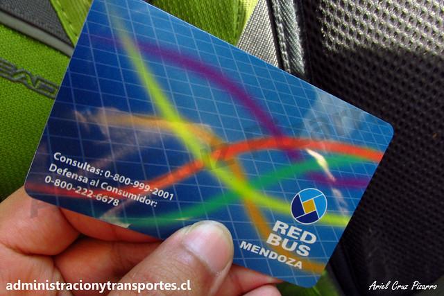 Tarjeta Redbus (Mendoza)