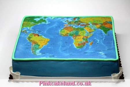 World map cake images path decorations pictures full path decoration tiered world map cake world map cake for international day cakecentral com world map cake for international day on cake central map wedding cake perfect for gumiabroncs Images