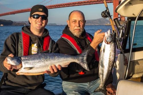 2017 salmon season in california begins saturday april 1 for California 1 day fishing license