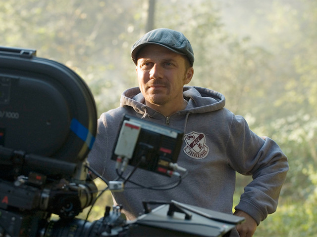 Cinematographer Ben Davis
