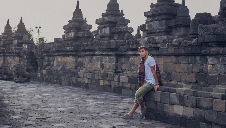 borobudur Yogyakarta Indonesia Sunrise (30 of 35)