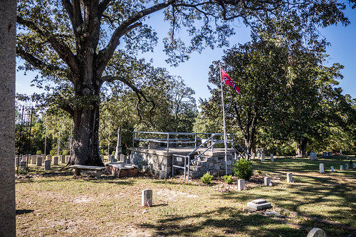 Elmwood Confederate Cemetery