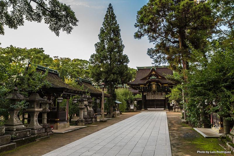 Santuario Kitano Tenmangu