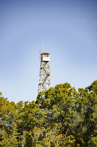 Lowndesville Fire Tower-002