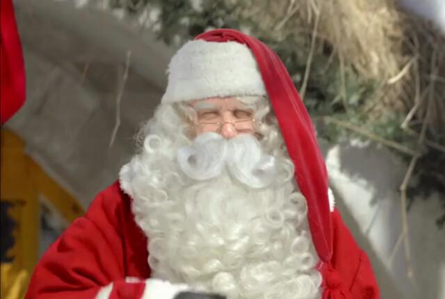 telefonata da Babbo Natale