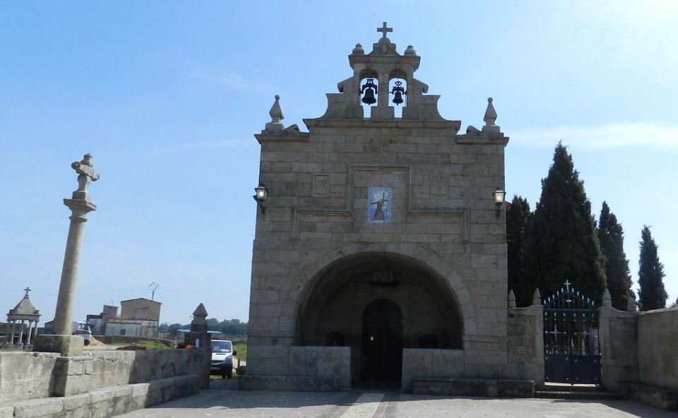 Ermita del Divino Cordero San Felices de los Gallegos Salamanca 16
