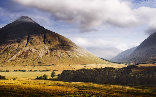 Ben Dorian, Tyndrum, Scottish Highlands, UK