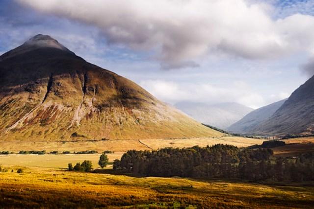 Ben Dorian, Tyndrum, Scottish Highlands, UK