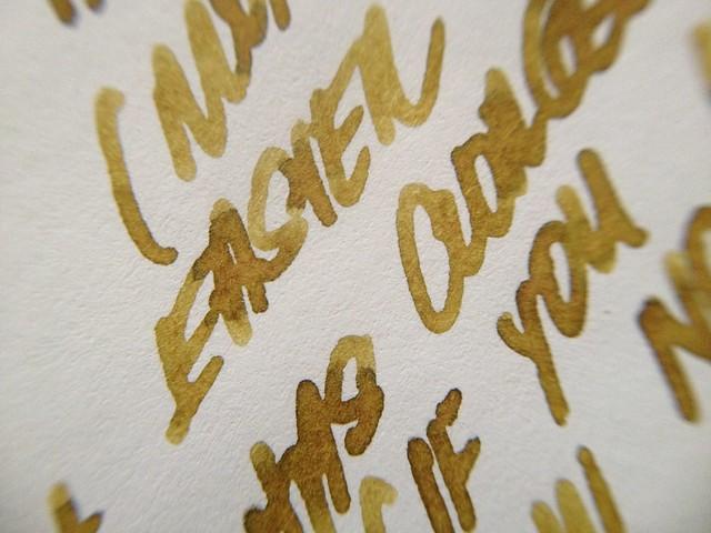 Robert Oster Golden Antiqua