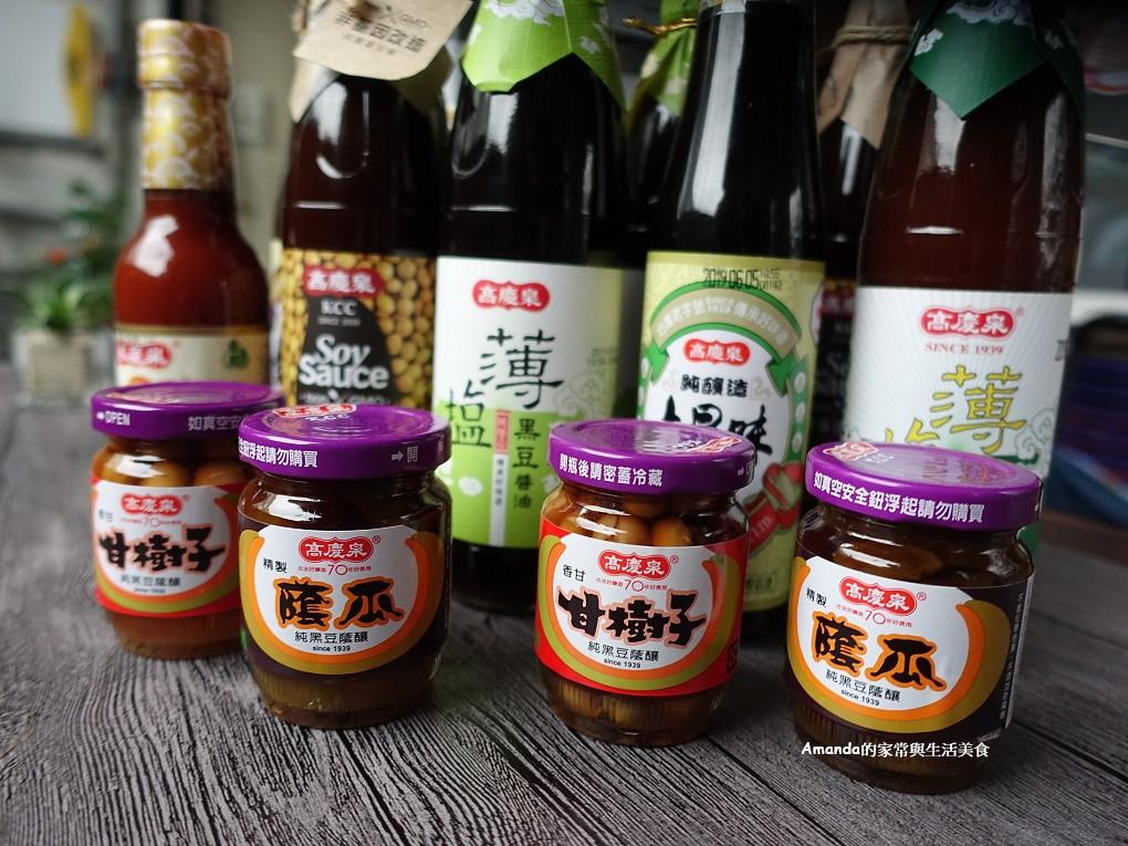 高慶泉-純釀造醬油-蒜泥白肉、甘醇醬關東煮、紅燒、沾食、甘醇好味道 7