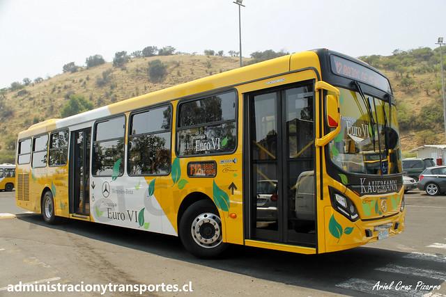Transantiago F12 | STP Santiago | Caio Mondego II - Mercedes Benz OC500 LE / FLXS31