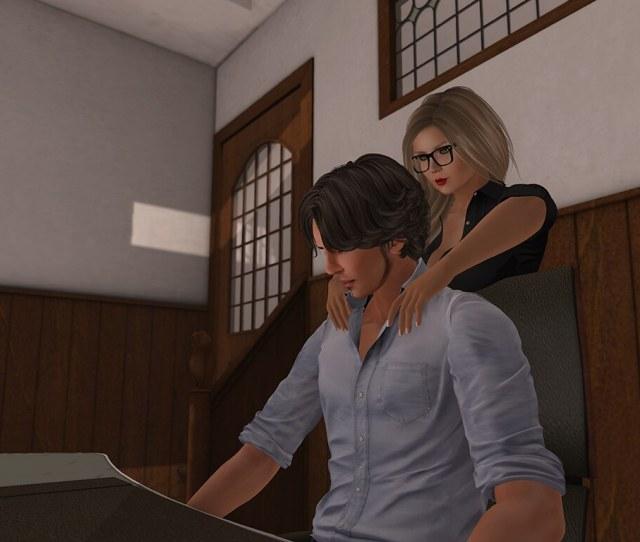 Dutchie Second Life Femdom And Maledom Desk Massage By Dutchie Design