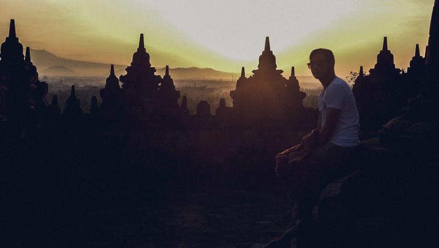 borobudur Yogyakarta Indonesia Sunrise (19 of 35)