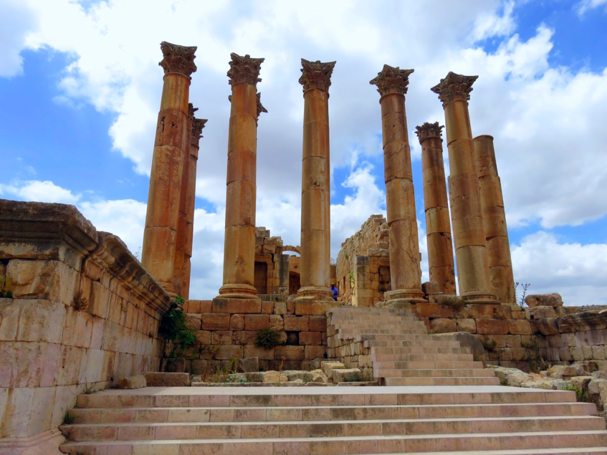 Jerash, la Roma de Jordania / Jordan - Jerash / Gerasa Jerash, la Roma de Jordania Jerash, la Roma de Jordania 29954295344 180b43118a o