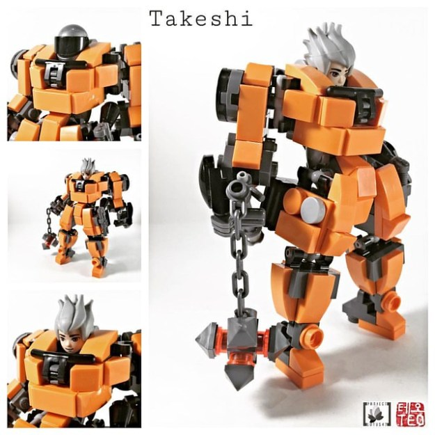 Takeshi #projectlotus47