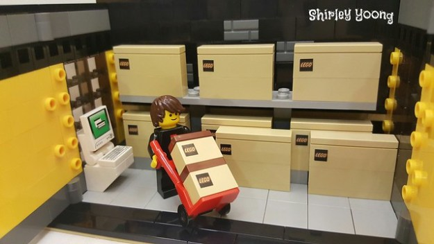 LEGO CERTIFIED STORE (LCS) MOC