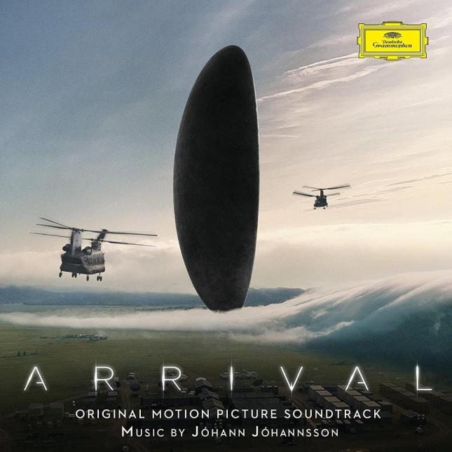 Jóhann Jóhannsson - Arrival Original Motion Picture Soundtrack