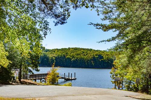 Lake Russell Boat Ramp