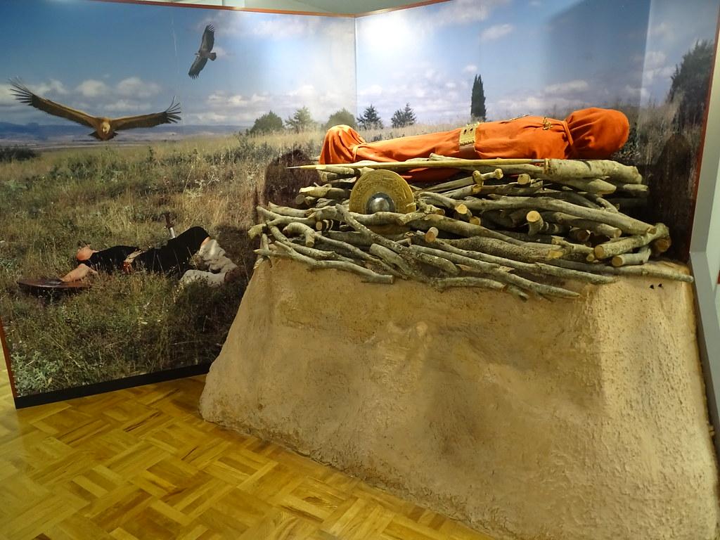 Estructura funeraria Museo Numantino Soria 01