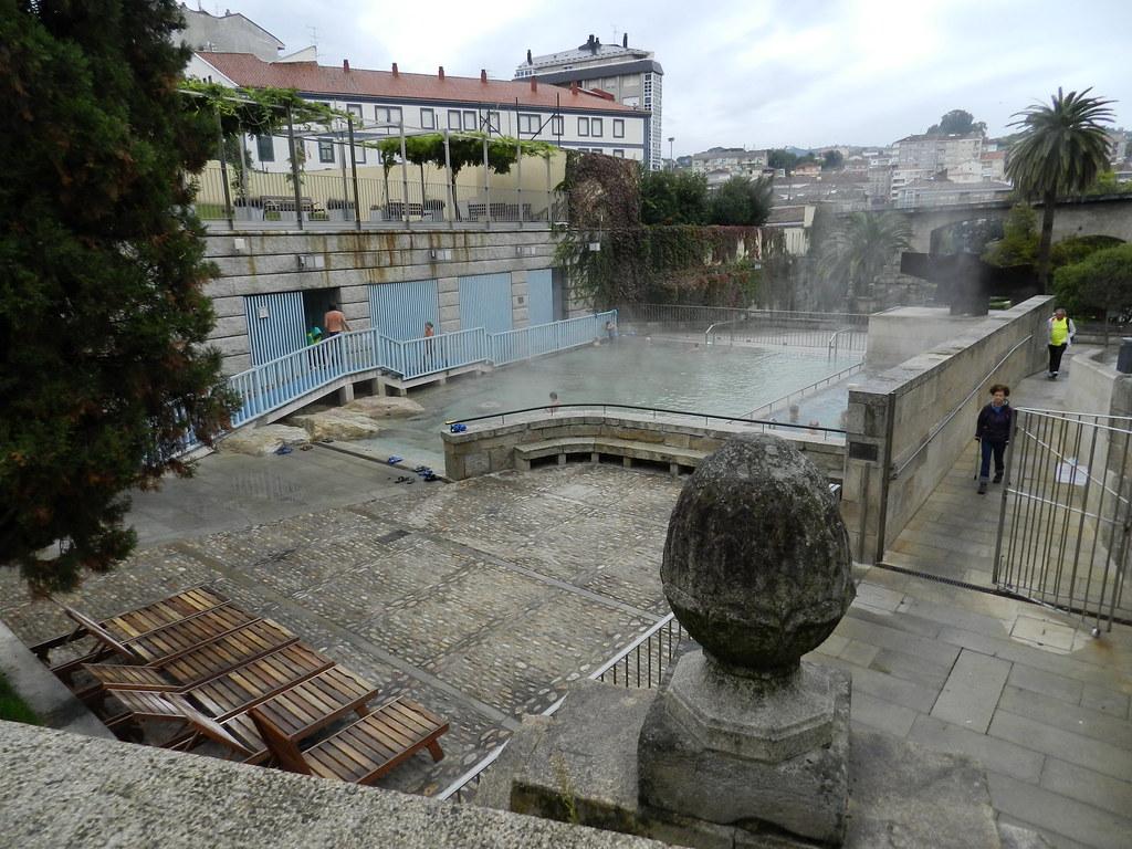 Balneario As Burgas ciudad Orense 03