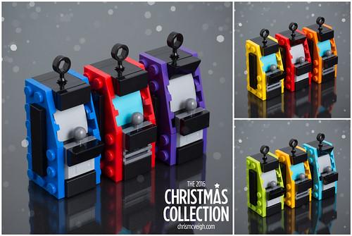 Arcade Ornaments