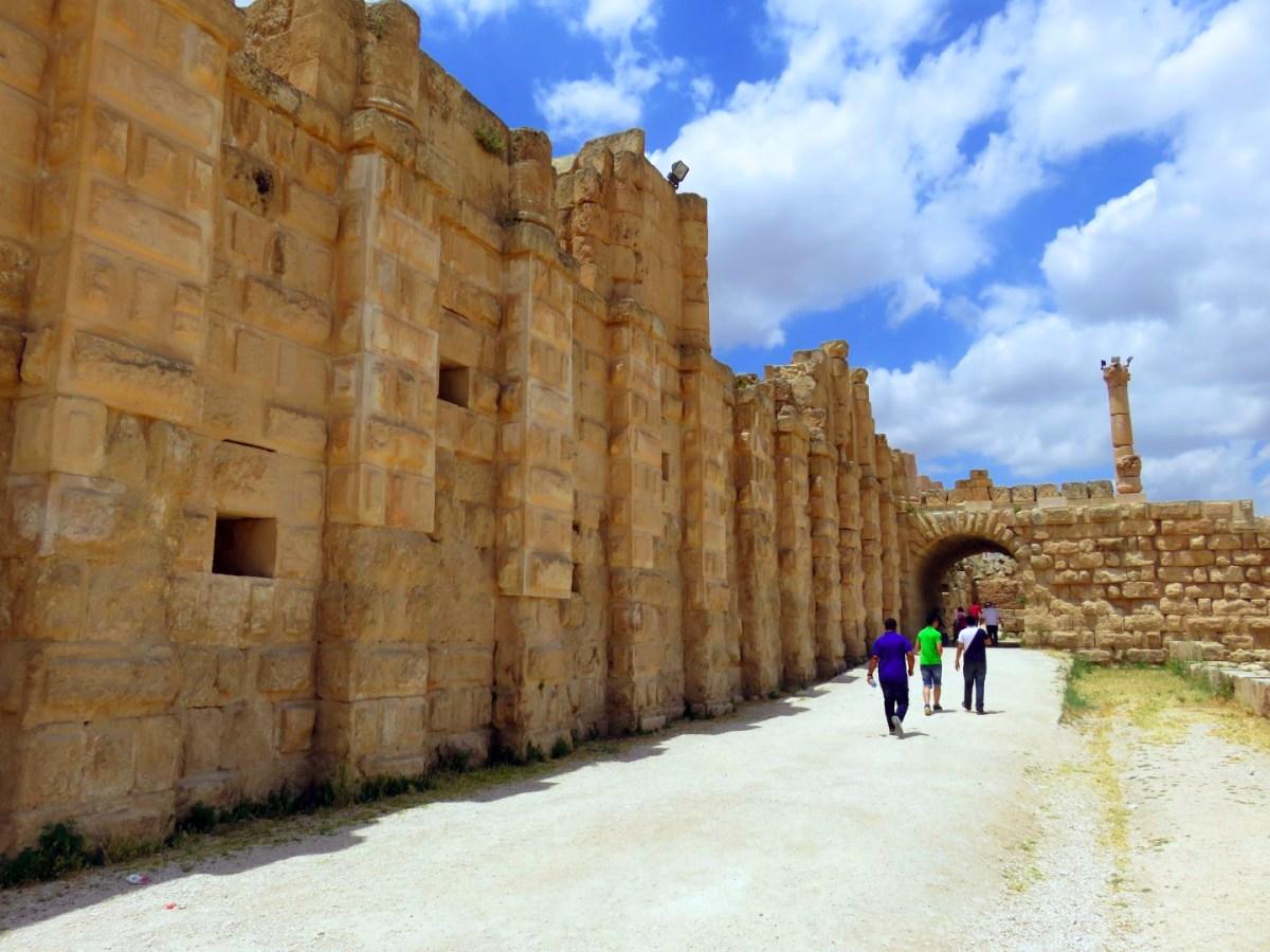 Jerash, la Roma de Jordania / Jordan - Jerash / Gerasa Jerash, la Roma de Jordania Jerash, la Roma de Jordania 30286694320 3933402a66 o