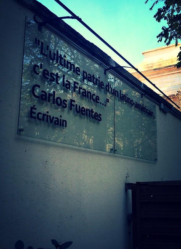 Citation de Carlos Fuentes