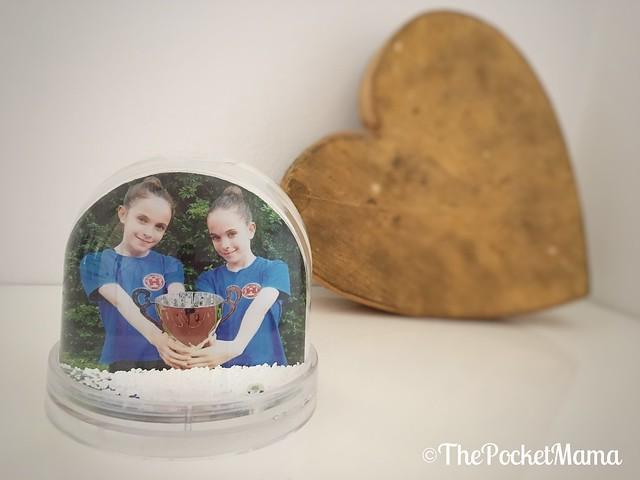 regali personalizzati - palla di neve photosì