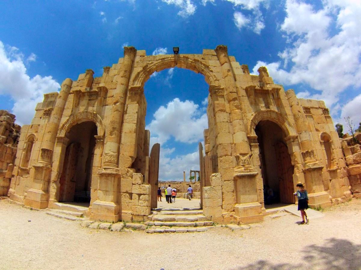 Jordania / Jordan - Jerash / Gerasa Jerash, la Roma de Jordania Jerash, la Roma de Jordania 29954292184 c45b5ec995 o