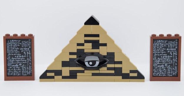 LEGO illuminati