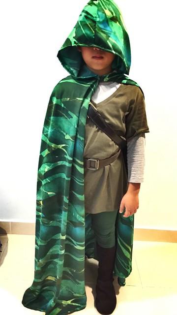 Rangers costume