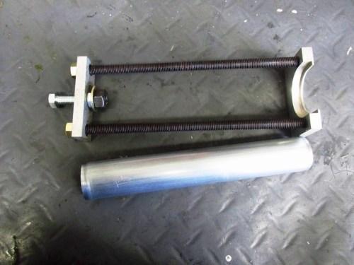 Cycle Works Steering Stem Lower Bearing Puller Tools