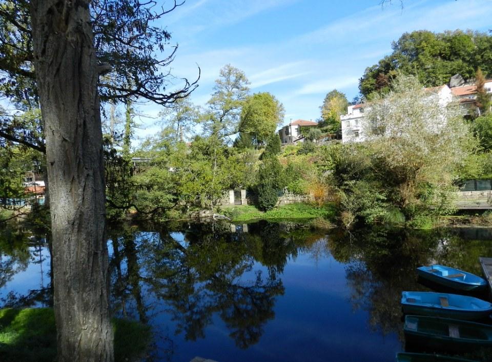 Paseo rio Arnoia Allariz Orense 04