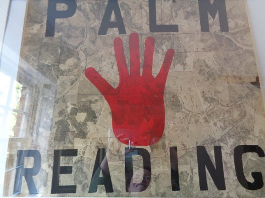 Palm Reading by Standard Deluxe