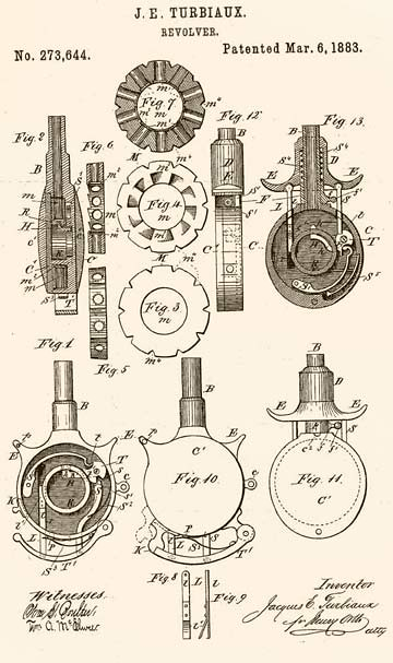 Patent By Turbiaux For Le Protector Original Patent