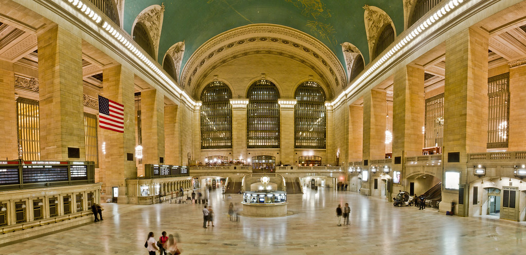 Grand Central Terminal Interior I Didn T Get To Go