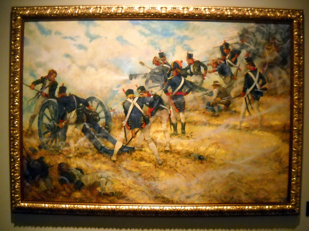 The Final Stand At Bladensburg The Battle Had Already