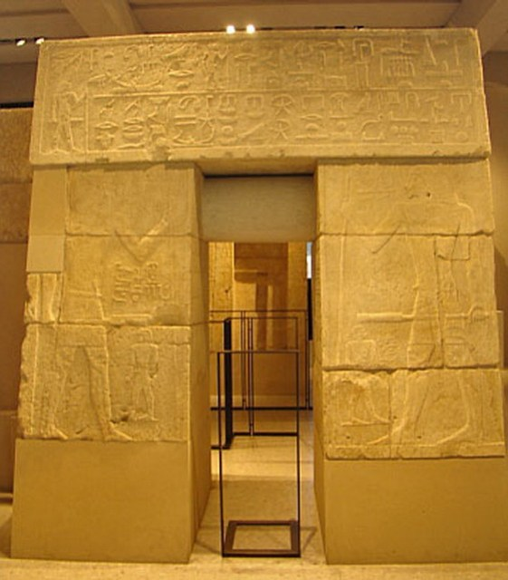 Bajorelieves Sala Antiguo Egipto Museo Nuevo Berlin Alemania 06