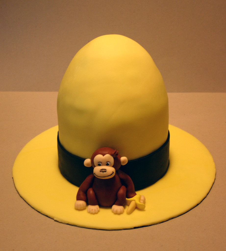 Yellow Cake Banana Filling