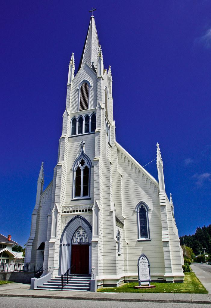 Church Of The Assumption Ferndale CA DSC01125 Flickr