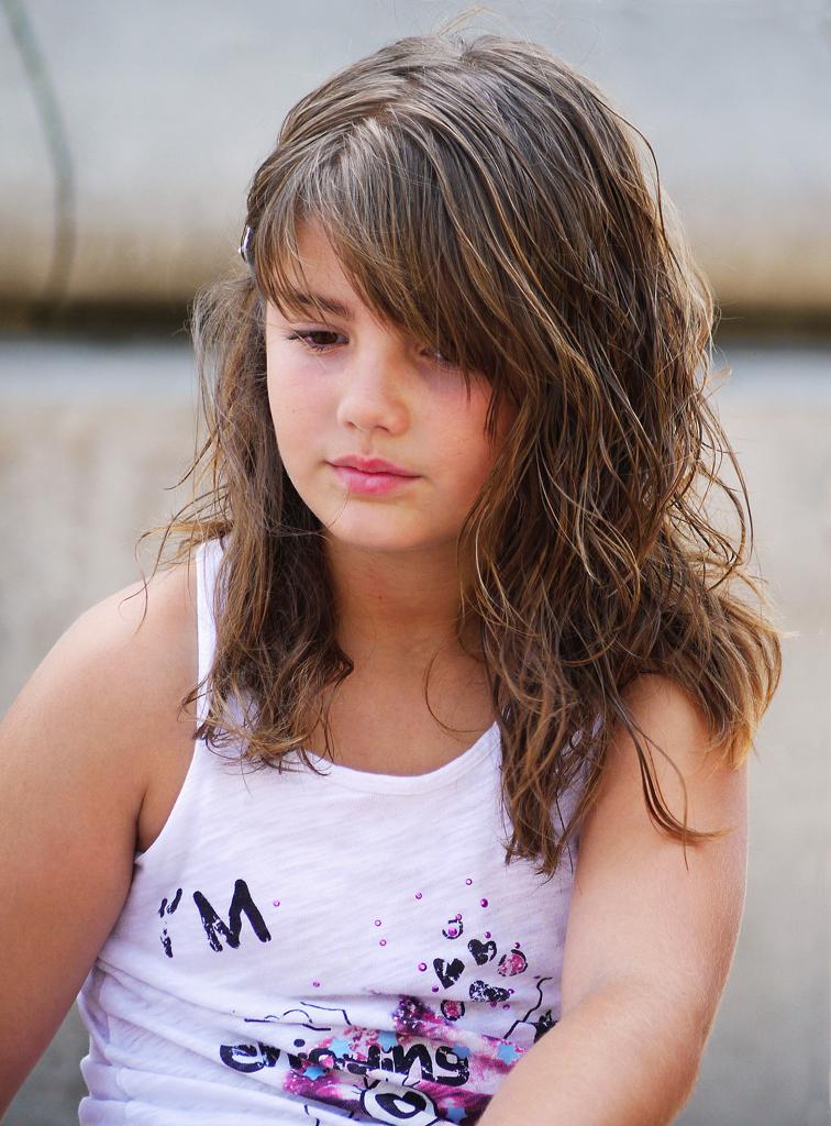A Nice Little Girl Barcelona Chrisk8800 Flickr