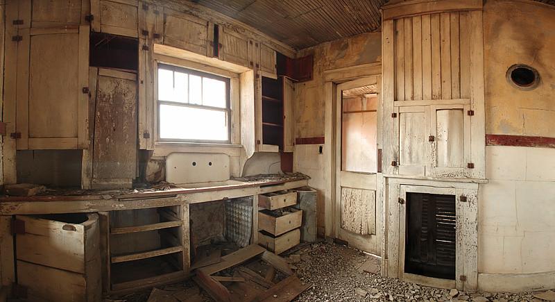 Jesse Martin Homestead Kitchen This Four Bedroom Brick